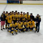 Spring Bantam Team Wins it ALL!